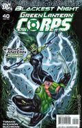 Green Lantern Corps (2006) 40B