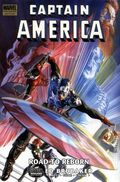 Captain America Road to Reborn HC (2009 Marvel) Premiere Edition 1-1ST