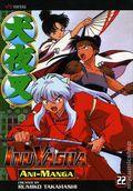 Inu Yasha GN (2004-2008 Ani-Manga) 22-1ST