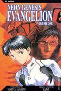 Neon Genesis Evangelion TPB (2004- Action/Viz Media Edition) 1-1ST