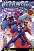 Mega Man NT Warrior GN (2004 Digest) 2-1ST