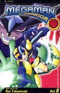 Mega Man NT Warrior GN (2004 Digest) 5-1ST