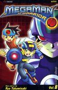Mega Man NT Warrior GN (2004 Digest) 8-1ST