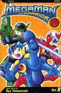 Mega Man NT Warrior GN (2004 Digest) 9-1ST