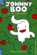 Johnny Boo and the Happy Apples HC (2009 Top Shelf) 1-1ST
