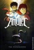 Amulet HC (2008- Scholastic Graphix) 1-REP