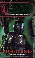 Star Wars Legacy of the Force Bloodlines PB (2007 Del Rey Novel) 1-1ST