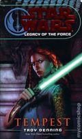 Star Wars Legacy of the Force Tempest PB (2007 Del Rey Novel) 1-1ST