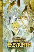 Return to Labyrinth GN (2006-2010 Tokyopop Digest) 2-1ST