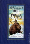 Odd and the Frost Giants HC (2009 HarperCollins) 1st Edition by Neil Gaiman 1-1ST