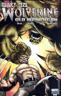 Wolverine Giant-Size Old Man Logan (2009) 1B