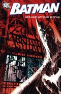 Batman Arkham Asylum Special (2009) 1
