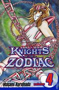 Knights of the Zodiac GN (2003-2009 Viz Digest) 4-1ST