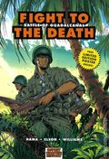 Graphic History: Fight to the Death GN (2006 Osprey) Battle of Guadalcanal 1-1ST
