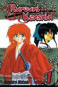 Rurouni Kenshin GN (2003-2006 Shonen Jump Edition Digest) 1-1ST