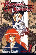 Rurouni Kenshin GN (2003-2006 Shonen Jump Edition Digest) 7-1ST