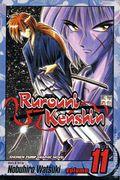 Rurouni Kenshin GN (2003-2006 Shonen Jump Edition Digest) 11-1ST