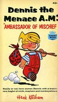 Dennis the Menace A.M. Ambassador of Mischief PB (1961) 1-1ST