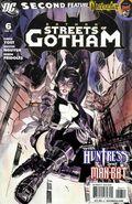 Batman Streets of Gotham (2009) 6