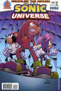 Sonic Universe (2009) 10