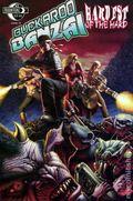 Buckaroo Banzai Hardest of the Hard (2009) 2A