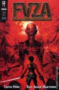FVZA (2009) Federal Vampire Zombie Agency 2A