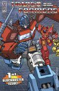 Transformers (2009 IDW) 1A
