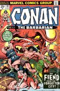 Conan the Barbarian (1970 Marvel) Mark Jewelers 40MJ