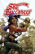 Collected Voyages of Shebuccaneer TPB (2009 Great Big Comics) 1-1ST