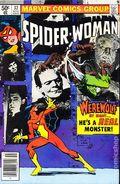 Spider-Woman (1978-1983 1st Series) Mark Jewelers 32MJ
