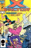 X-Factor (1986 1st Series) Mark Jewelers 12MJ