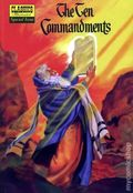 Classics Illustrated The Ten Commandments HC (2004) 1-1ST