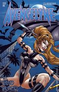 Avengelyne Bad Blood (2000) 1A