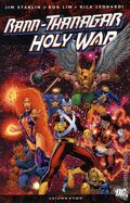 Rann/Thanagar Holy War TPB (2009) 2-1ST