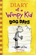 Diary of a Wimpy Kid HC (2007-Present Abrams Books) 4-1ST