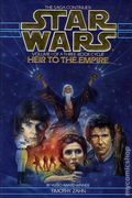 Star Wars Heir to the Empire HC (1991 Bantam Books Novel) The Thrawn Trilogy: Book 1 1A-1ST