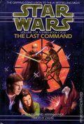 Star Wars The Last Command HC (1993 Bantam Books Novel) The Thrawn Trilogy: Book 3 1-1ST