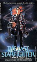 Last Starfighter PB (1984 Berkley Novel) 1-1ST