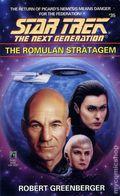 Star Trek The Next Generation The Romulan Stratagem PB (1995 Pocket Novel) 1-1ST