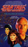 Star Trek The Next Generation The Children of Hamlin PB (1988 Pocket Novel) 1-1ST
