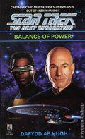 Star Trek The Next Generation Balance of Power PB (1995 Pocket Novel) 33-1ST
