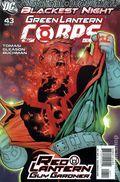 Green Lantern Corps (2006) 43A