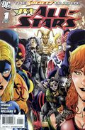 JSA All Stars (2009 2nd Series) 1A