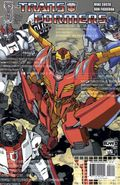 Transformers (2009 IDW) 2A