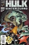 Hulk Winter Guard (2009) 1