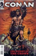 Conan the Cimmerian Weight of the Crown (2010 Dark Horse) 1A