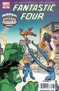 Fantastic Four (1998 3rd Series) 572C