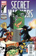Secret Warriors (2009 Marvel) 9C
