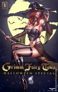 Grimm Fairy Tales Halloween Special (2009) 1B