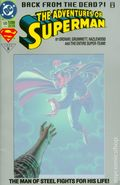 Adventures of Superman (1987) 500PLATINUMU